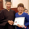 Adrian Dominicans – Sister Luchy becomes U.S. citizen