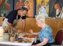 Sinsinawa Dominicans – 'Learn the Ancient Art Form of Writing Icons'