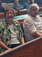 Dominican Sisters of Blauvelt Participate in Dominican College's Founders Week