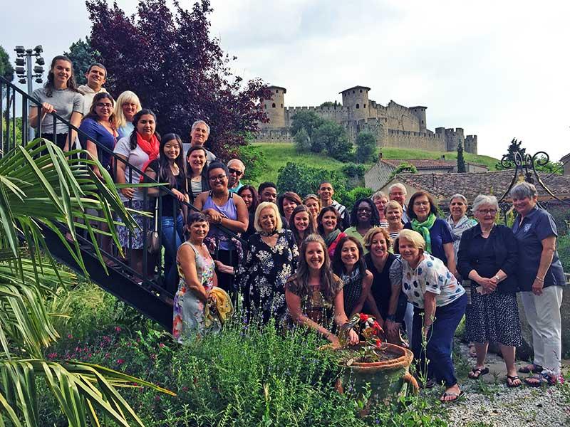 2018-Fanjeaux-Seminar-Group-in-Carcassonne