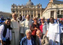 Amityville-Rome-Canonization
